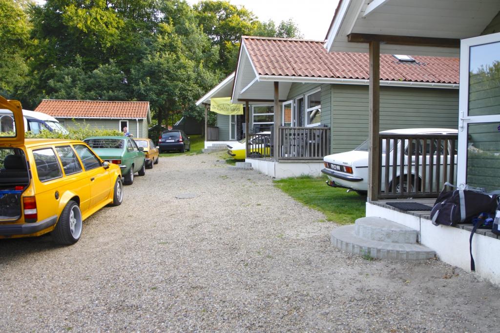 De camping in Silkeborg
