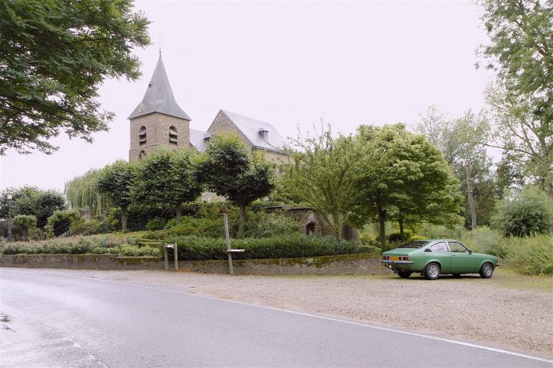 De kerk van Asselt