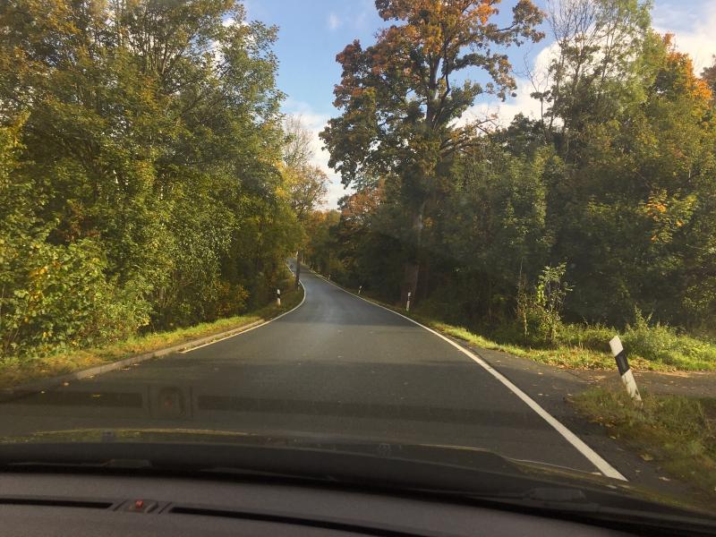Onderweg in het Sauerland