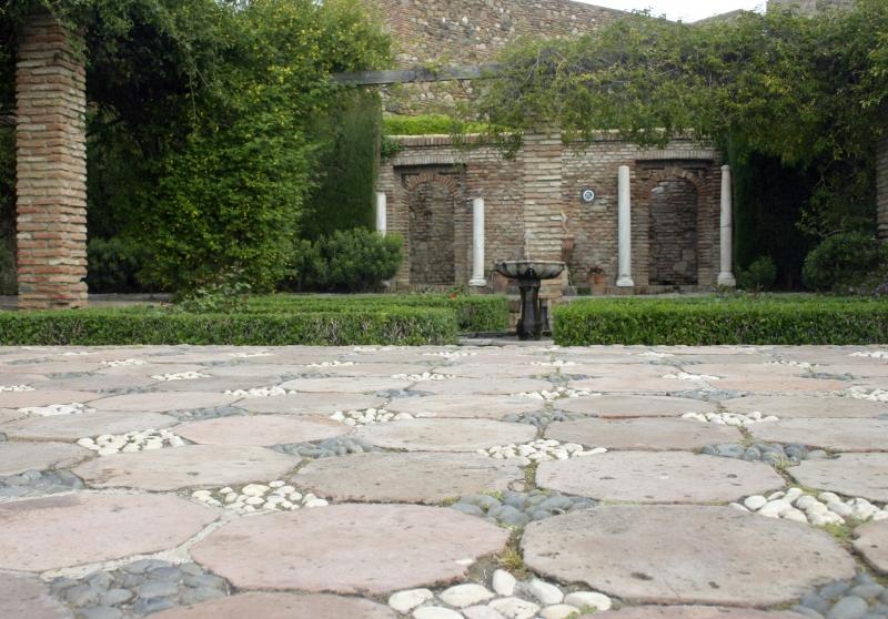Ook hier weer fonteintjes.