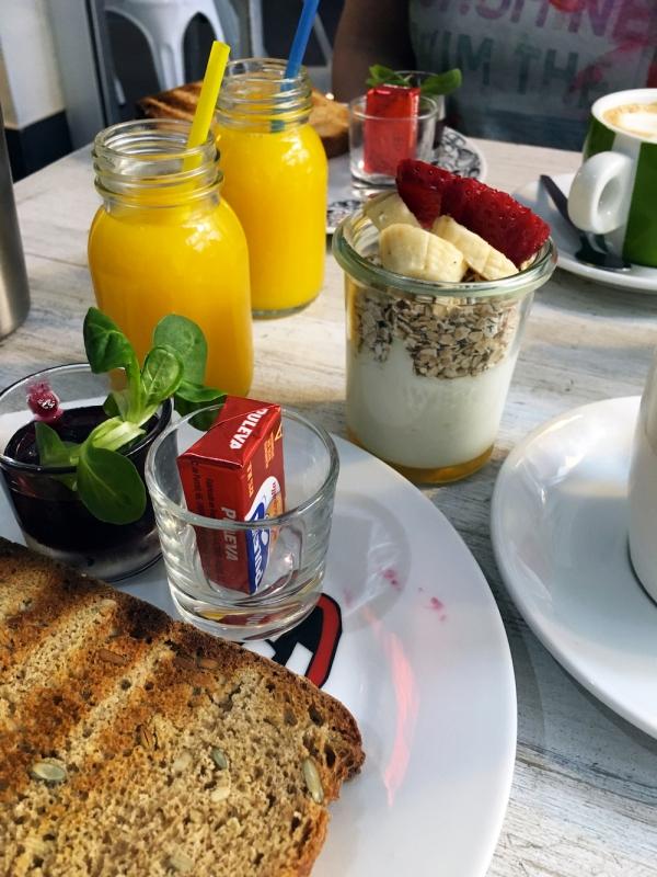 Lekker ontbijtje!