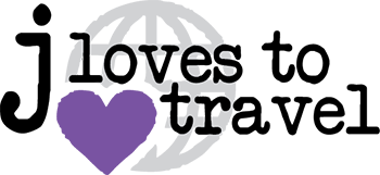 J Loves to Travel Logo
