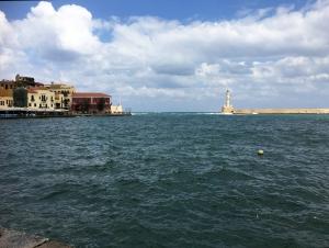 De Venetiaanse haven.