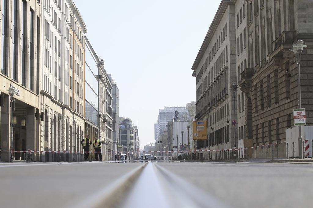 De straten van Berlijn