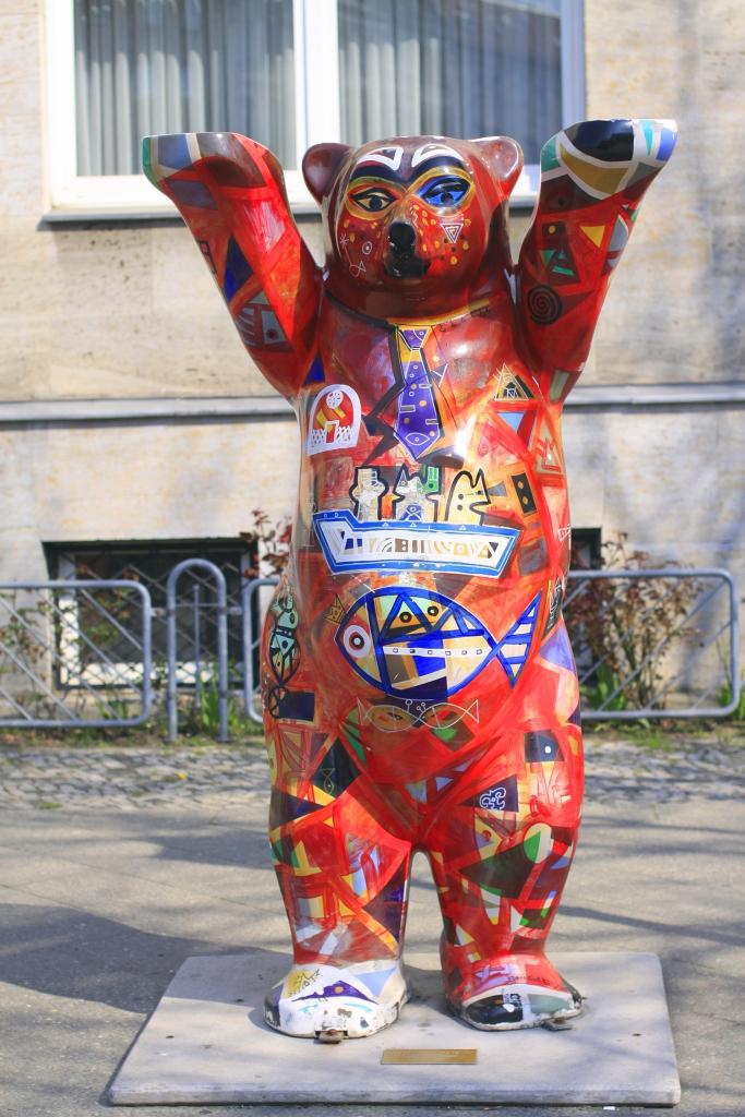 De beer: het symbool van Berlijn