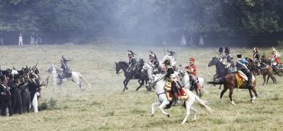 Gezelligheid en de Slag van Waterloo