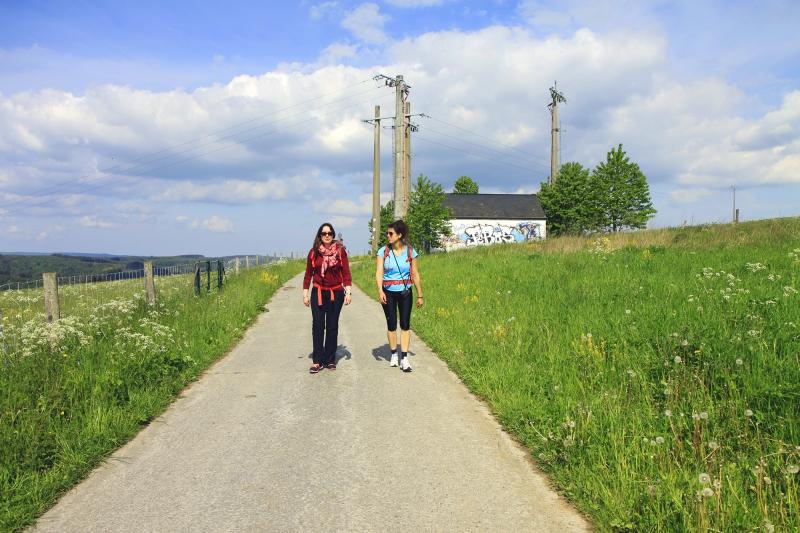 Onderweg in Wallonië
