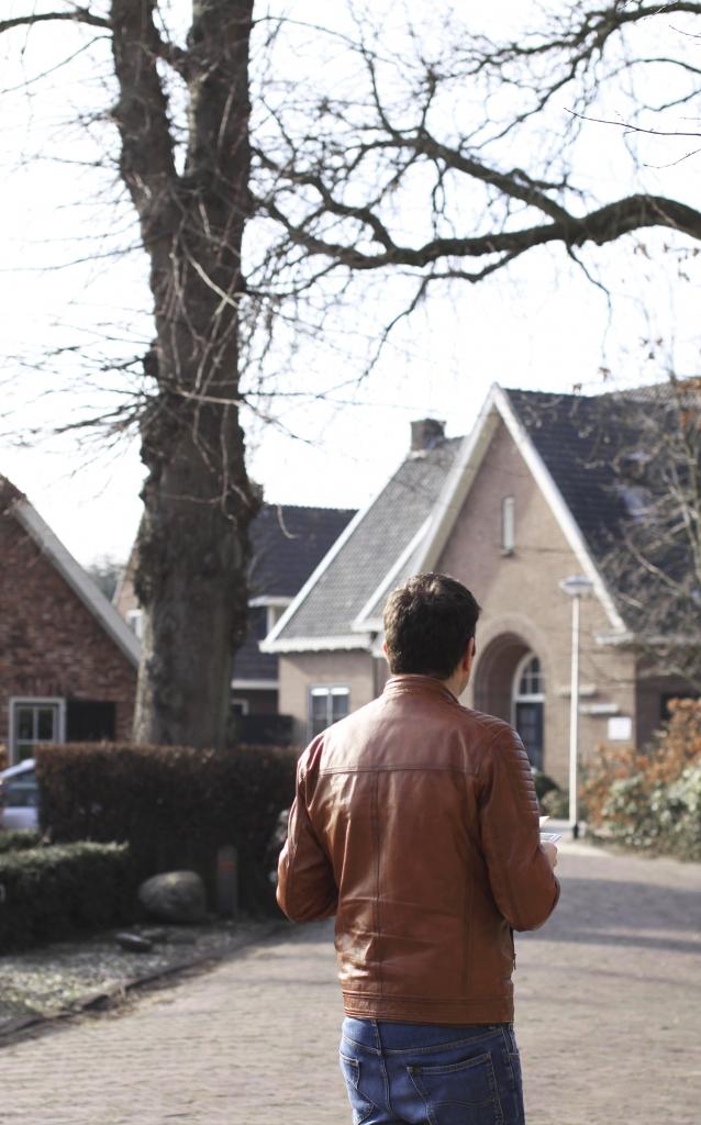 Het dorp Hellendoorn.