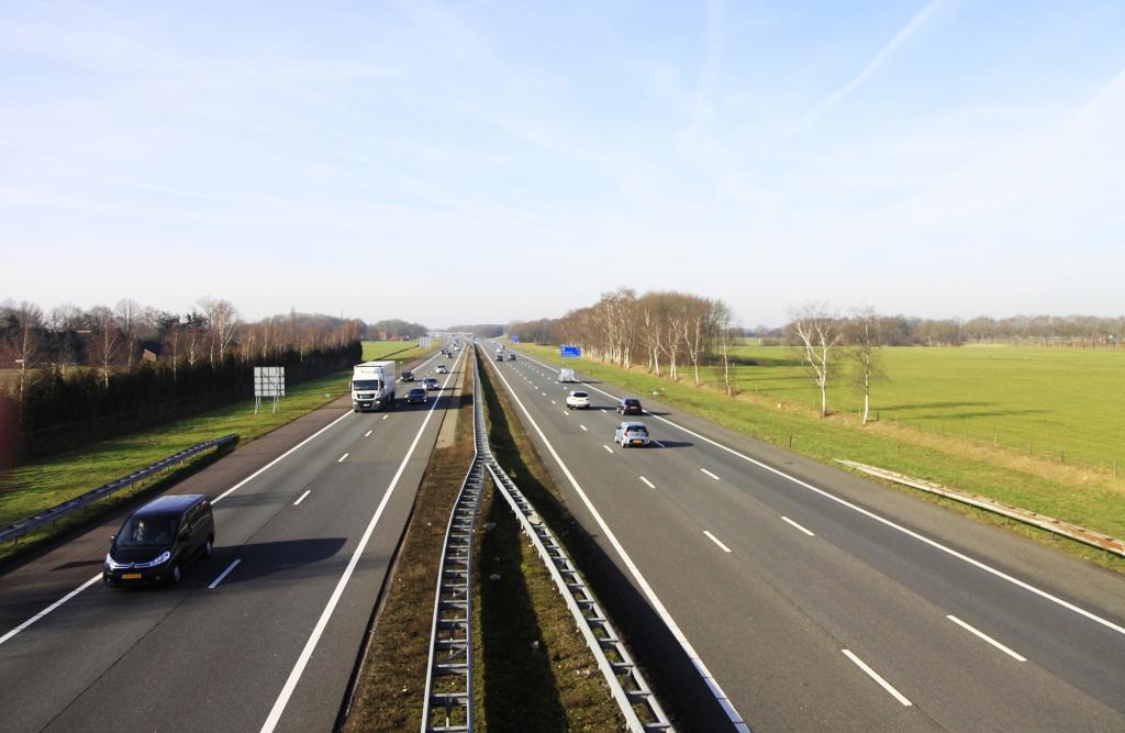 De snelweg A1