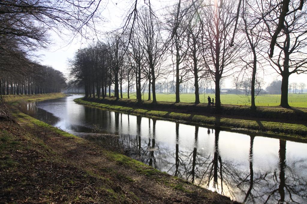 Een bocht in de Schipbeek