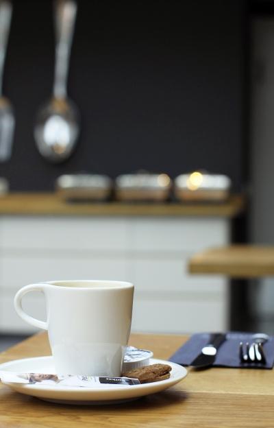Een kopje koffie bij Maashof