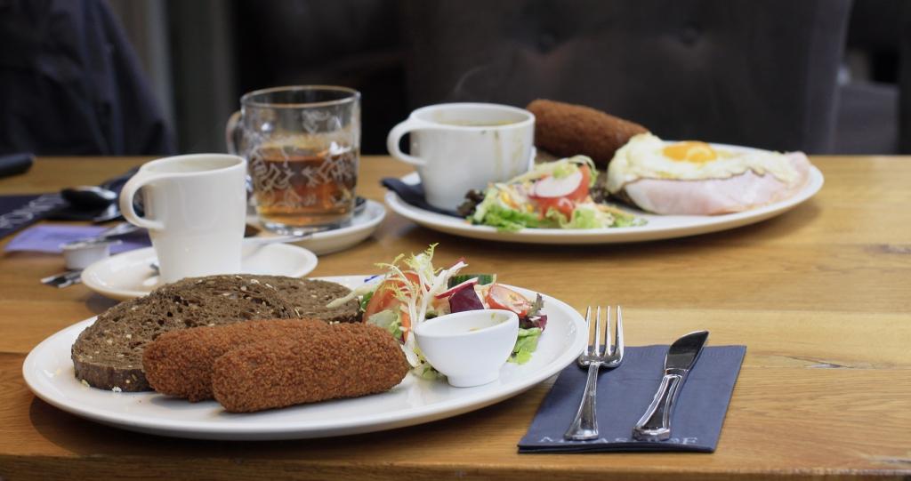 Lunchen bij hotel Venlo