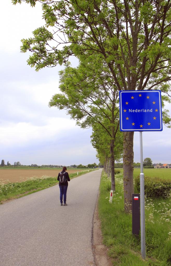 Terug naar Nederlands grondgebied