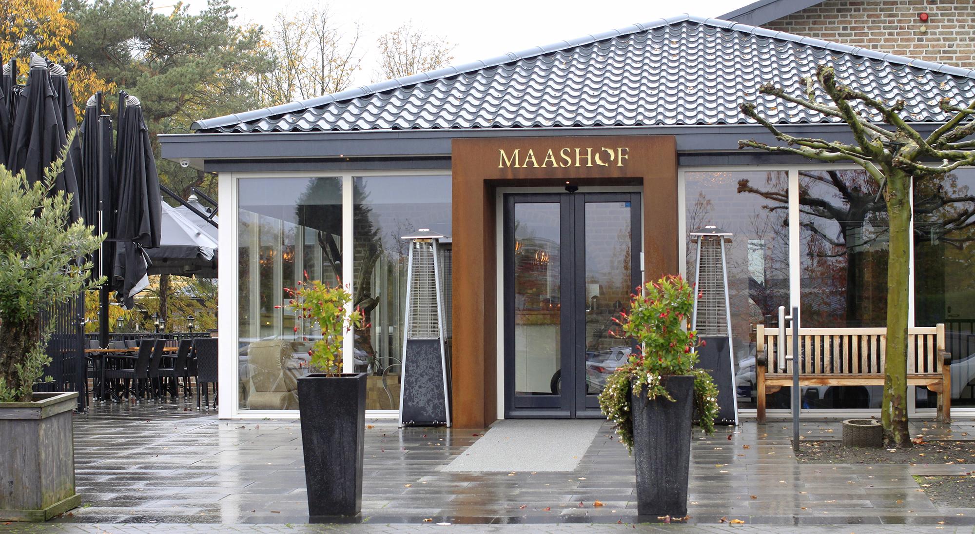 Overnachten in Limburg Hotel Venlo Maashof