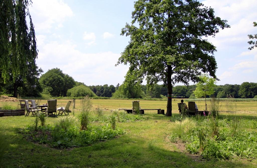 De tuin van Kaldenbroeck