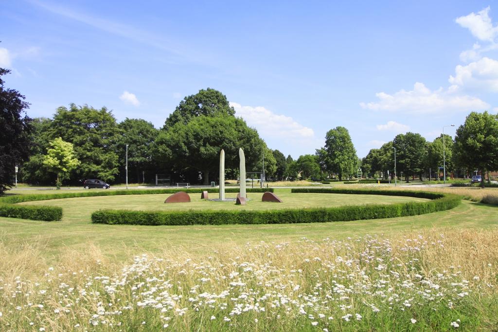 Het asperge-monument