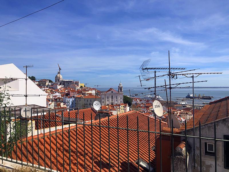 Fotoreportage: een speeddate met Lissabon