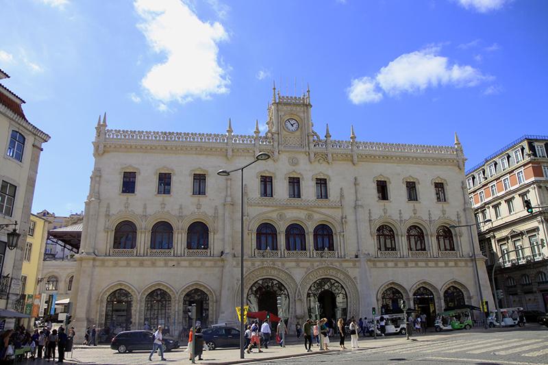 Station van Lissabon