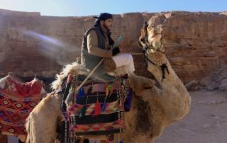 Jordanië: van het wereldwonder Petra en de enorme woestijn