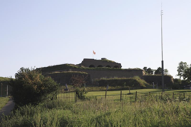 Fort St. Pieter in Maastricht