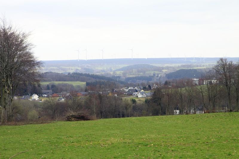 Uitzicht over Mützenich