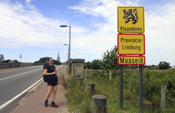 Rivierpark Maasvallei loopt door Nederland en België