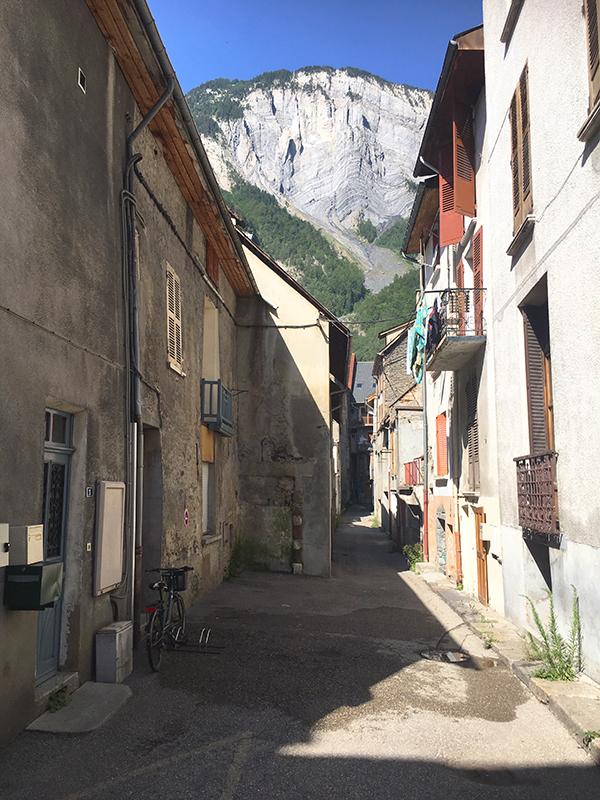 Franse straatjes