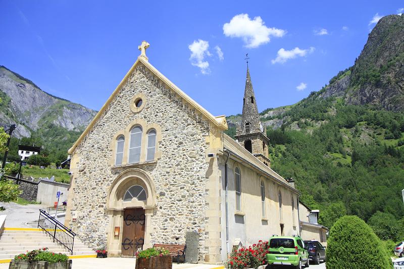 Kerkje van Venosc