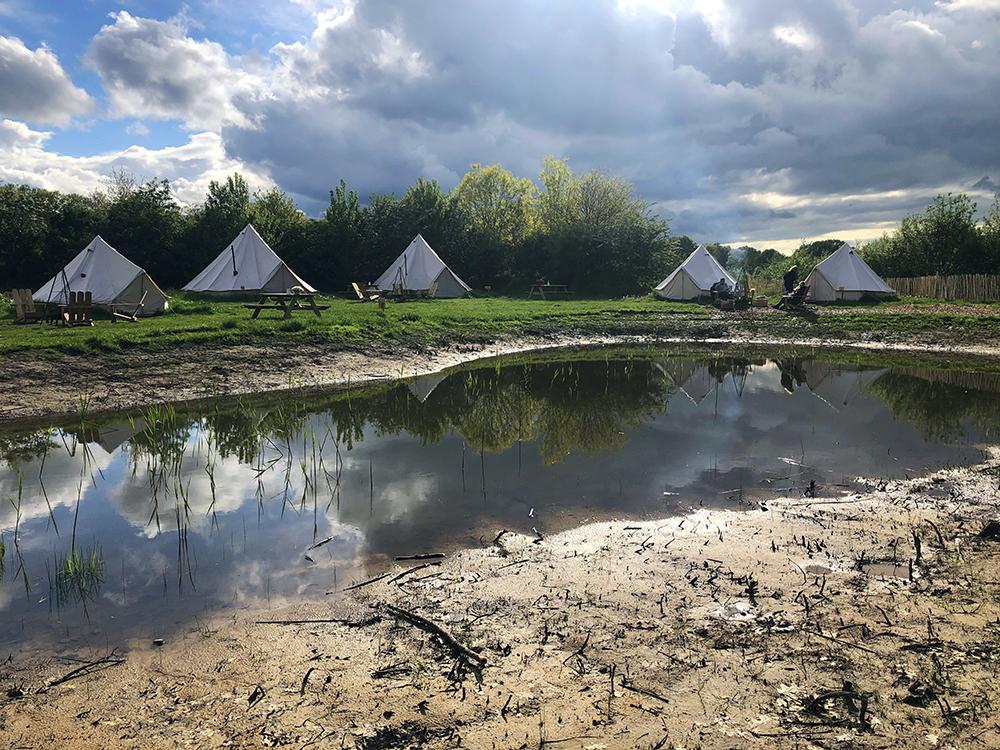 Oetdoor: luxe genieten op de camping in de Achterhoek